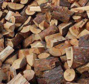 drewno kominkowe SOSNA